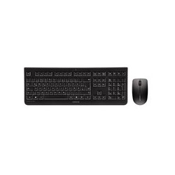 Keyboard & Mouse Cherry DW3000 schwarz...
