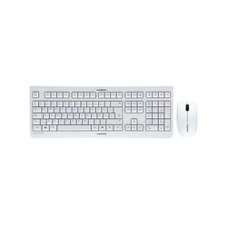 Keyboard & Mouse Cherry DW3000 grau (JD-0710DE-0)