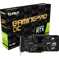 VGA Palit GeForce® RTX 2060 6GB GamingPro OC