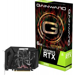 VGA Gainward GeForce® RTX 2060 6GB Pegasus OC