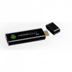 Captiva Multi Media Stick Easy Smart TV Stick pro