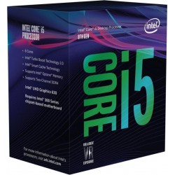 Intel Box Core i5 Processor i5-8600 3,10Ghz 9M...