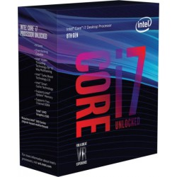 Intel Box Core i7 Processor i7-8700K 3,70Ghz...