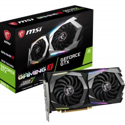 VGA MSI GeForce® GTX 1660 Ti 6GB Gaming X