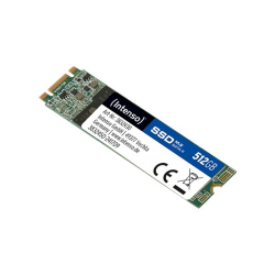 SSD Intenso 512GB TOP M.2 2280 SATA3 intern...