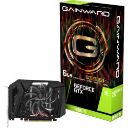 VGA Gainward GeForce® GTX 1660 Ti 6GB Pegasus OC