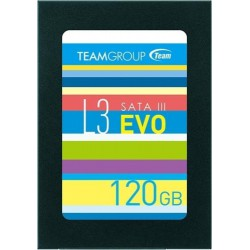 "SSD Team Group 120GB L3 Evo Sata3 2,5"" 7mm"
