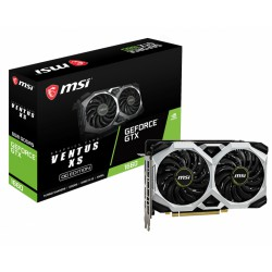VGA MSI GeForce® GTX 1660 6GB Ventus XS OC
