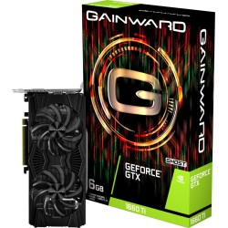 VGA Gainward GeForce® GTX 1660 Ti 6GB Ghost