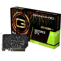 VGA Gainward GeForce® GTX 1650 4GB Pegasus OC
