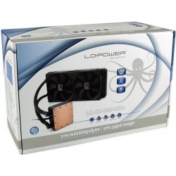 Cooler LC-Power Cosmo Cool LC-CC-240-LiCo -...