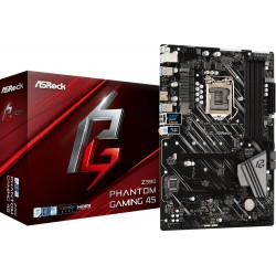 ASROCK Z390 PHANTOM GAMING 4S (1151-v2) (D)