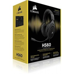 Headset Corsair Gaming HS60 wireless - carbon