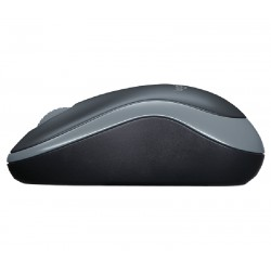 Mouse Logitech M185 Wireless grey