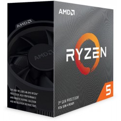 AMD Ryzen 5 3600 Box AM4 (3,600GHz) with Wraith...