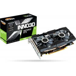VGA Inno3D GeForce® GTX 1660 6GB Twin X2