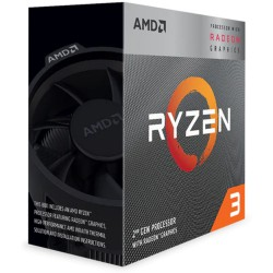 AMD Ryzen 3 3200G Box AM4 (4,000GHz)...