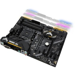 ASUS TUF B450-PLUS Gaming (AM4) (D)