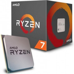 AMD Ryzen 7 2700X Box AM4 (4,350GHz)...