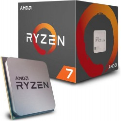 AMD Ryzen 7 2700 Box AM4 (4,100GHz)...
