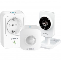 D-Link Mydlink Smart Home HD Starter Kit...