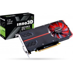 VGA Inno3D GeForce® GTX 1050 Ti 4GB Compact 1-slot