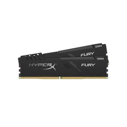 DDR4 8GB KIT 2x4GB PC 3000 Kingston HyperX FURY...