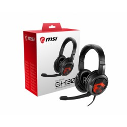 Headset MSI Immerse GH30 GAMING Headset
