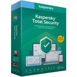 Kaspersky Total Security 2020 deutsch (Abo,...