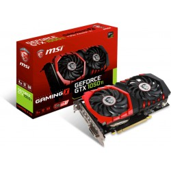VGA MSI GeForce® GTX 1050 Ti 4GB Gaming X 4G