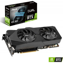 VGA Asus GeForce® RTX 2060 SUPER 8GB Dual OC Evo