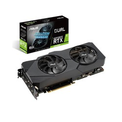 VGA Asus GeForce® RTX 2080 SUPER 8GB Dual Evo V2