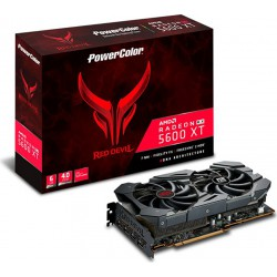 VGA PowerColor Radeon Red Devil RX 5600XT 6GB...