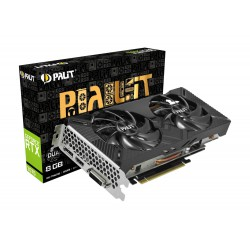 VGA Palit GeForce® RTX 2070 8GB DualX