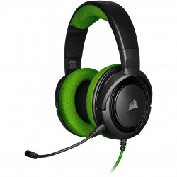 Headset Corsair Gaming HS35 Stereo Green
