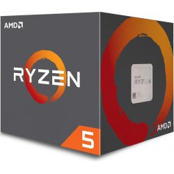 AMD Ryzen 5 1400 Box AM4 (3,200GHz)...