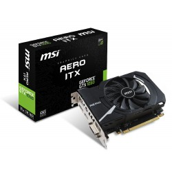 VGA MSI GeForce® GTX 1050 2GB Aero ITX OCV1