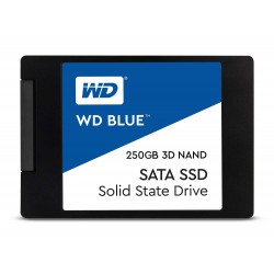 "SSD WD Blue 250GB Sata3  2,5"" 7mm  WDS250G2B0A..."