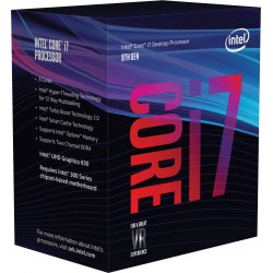 Intel Box Core i7 Processor i7-8700 3,20Ghz 12M...