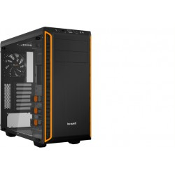 PC- Gehäuse BeQuiet Pure Base 600 Window - orange