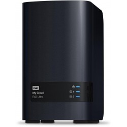 NAS Server WD 6TB My Cloud EX2 Ultra...