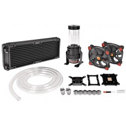 Cooler Thermaltake Pacific R240 D5 Soft Tube...