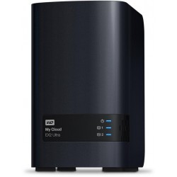 NAS Server WD 16TB My Cloud EX2 Ultra...