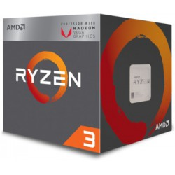 AMD Ryzen 3 2200G Box AM4 (3,700GHz)...