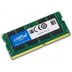 S/O 16GB DDR4 PC 2400 Crucial CT16G4SFD824A...