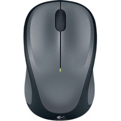 Mouse Logitech M235 Wireless silber