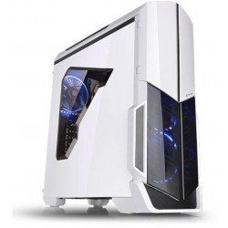 PC- Gehäuse Thermaltake Versa N21 Snow Edition