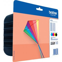 Brother Tinte Valuepack LC223VALBPDR