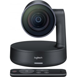Webcam Logitech Rally Ultra HD PTZ Camera...