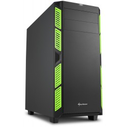 PC- Gehäuse Sharkoon AI7000 Green